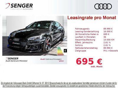 gebraucht Audi RS5 Sportback tiptronic 8-stufig Leder Panorama