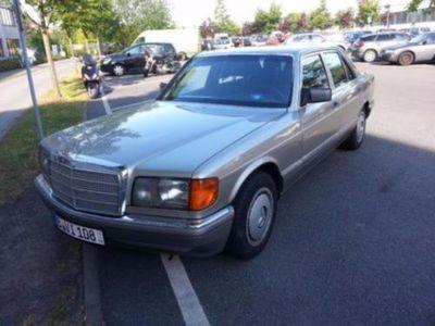 gebraucht Mercedes 260 W126 / SEBaujahr 1988
