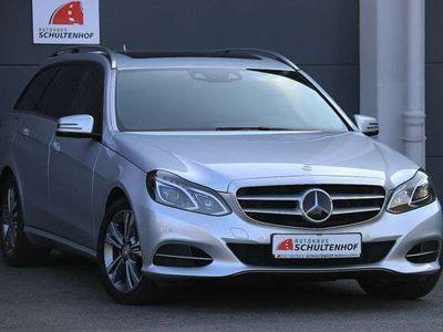 gebraucht Mercedes E250 E-Klasse T-Modell E250 BlueTEC 4Matic*1-HAND*