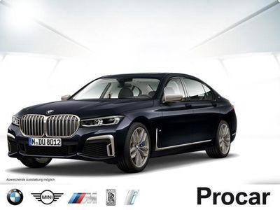 gebraucht BMW M760 xDrive Pano Sky-Lounge DAB Fond-Enter HuD