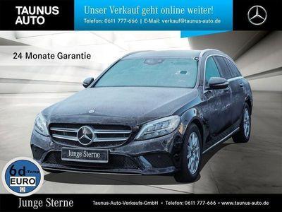 gebraucht Mercedes C200 T AVANTGARDE COMAND KAMERA FACELIFT