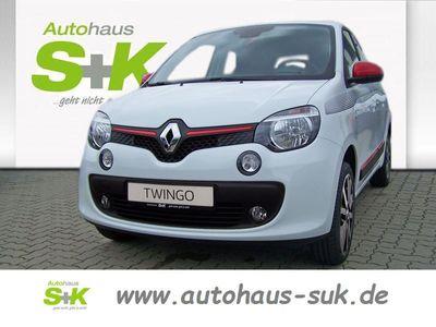 used Renault Twingo CHIC SCe 70 Start & Stop Tageszulassung