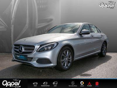 gebraucht Mercedes C180 Avantgarde Navi/Parktronic/Tempomat/Klima/