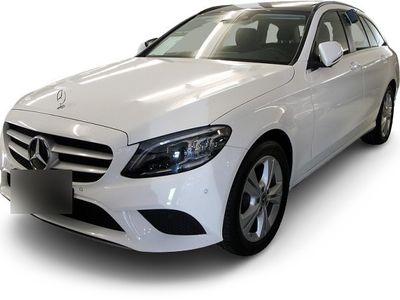 gebraucht Mercedes C200 C 200d T PANO+KLIMA+LED+MULTIBEAM+FAHRSCHULE++