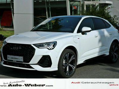 gebraucht Audi Q3 Sportback 45TFSIe S-LINE MATRIX SONOS PANO 20