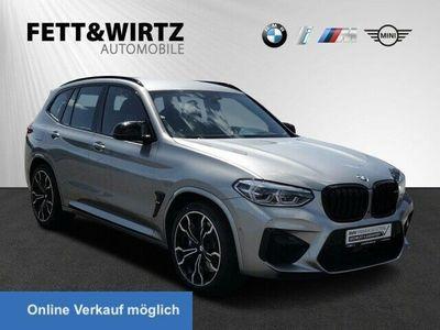 gebraucht BMW X3 M COMPETITION Leas. ab 899,- br. o. Anz.