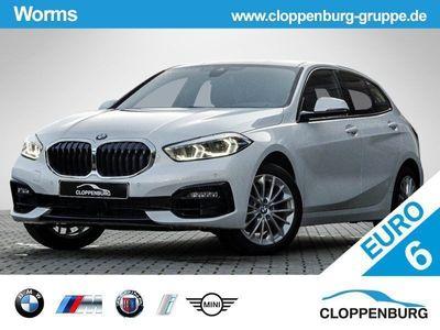 gebraucht BMW 118 i Sport Line LED WLAN Tempomat Klimaaut. Shz