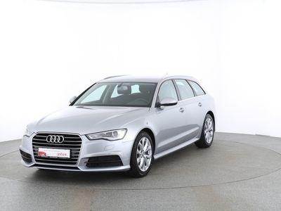 gebraucht Audi A6 Avant 2.0 TDI ultra Navi|DAB|AHK|Xenon|Leder