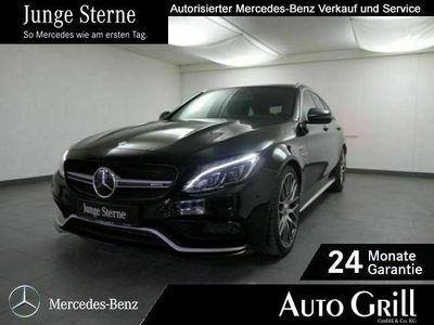 gebraucht Mercedes C63 AMG AMG LEDILS elHeckkl