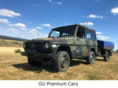 gebraucht Mercedes G290 kurzer Radstand H Zulassung Jagdwagen