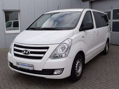 gebraucht Hyundai H-1 2.5 CRDi Travel Classic Allwetter Klima Navi