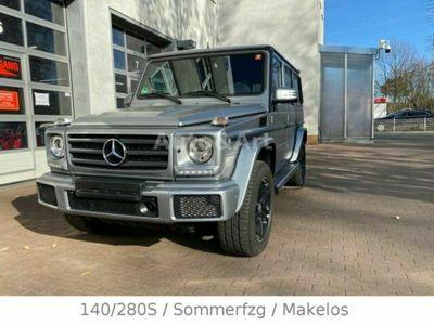gebraucht Mercedes G500 bei Gebrachtwagen.expert