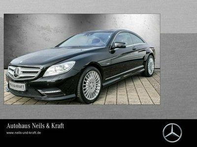 używany Mercedes CL500 4MATIC BlueEFFICIENCY (Sportpaket Navi Xenon Leder