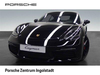 gebraucht Porsche 718 Cayman S Verfügbar ab 12.05.18