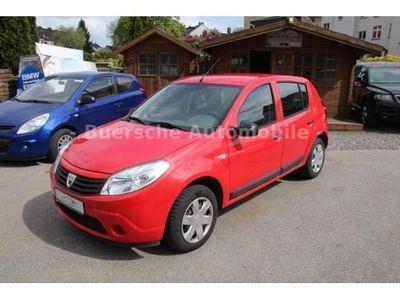 gebraucht Dacia Sandero Ambiance 1Hd. erst 52 Tkm tüv 01/2019