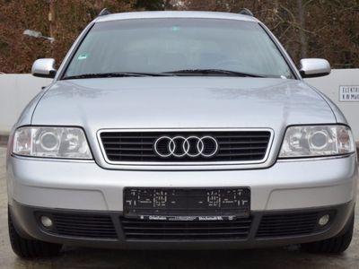 gebraucht Audi A6 Avant 2.5 TDI *1.HAND*DPF*NAVI*SHZ*8-fach*