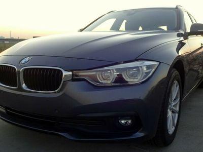 gebraucht BMW 316 3er Touring Advantage Navi UPE 44.540€