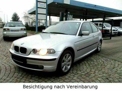 gebraucht BMW 318 Compact Compact ti Edition Lifestyle* Automatik