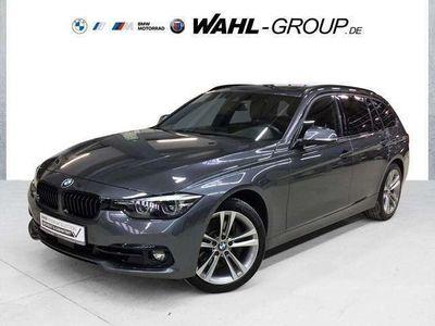 gebraucht BMW 335 d xDrive Touring Edition Sport Line Head-Up
