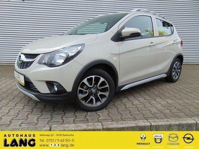 gebraucht Opel Karl 1.0 Rocks Alu Sitzheizung Temp Klima