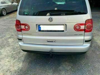 gebraucht VW Sharan 2.0 TDI Comfortline