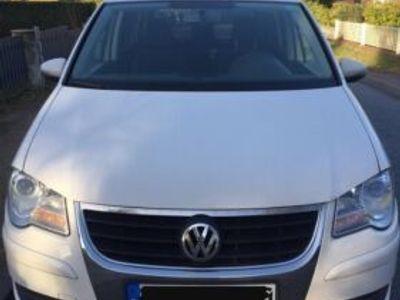 gebraucht VW Touran 1.4 TSI 103KW Steuerkette NEU Rückwärtsgang defekt TÜV