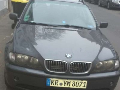 gebraucht BMW 320 3er touring