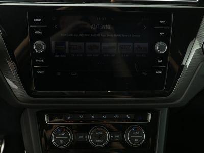 gebraucht VW Touran JOIN 1.6 TDI BMT | 7SITZE NAVI schwarz