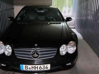gebraucht Mercedes SL500 Grundausstattung
