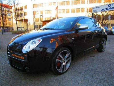 gebraucht Alfa Romeo MiTo Turismo 1.4 TB/1.Hand/5-Sitzer/Leder/Xenon