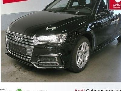 gebraucht Audi A4 Avant 2.0 TDI Sport S-Line