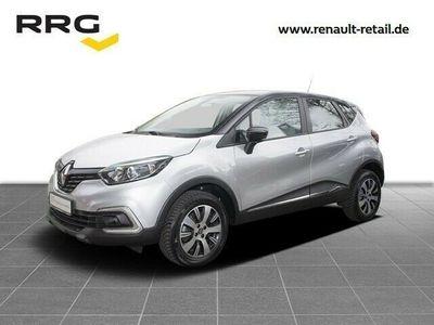 gebraucht Renault Captur 0.9 TCe 90 EXPERIENCE Ganzjahresreifen, N