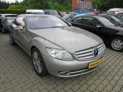 gebraucht Mercedes CL500 7G-TRONIC, Nachtsicht