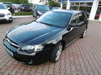 gebraucht Subaru Legacy Kombi 2.5 Comfort, Flüssiggasanlage