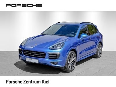 käytetty Porsche Cayenne S Diesel - Standheiz., Luftfeder.
