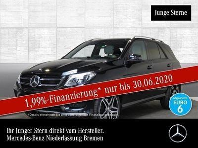 gebraucht Mercedes GLE450 AMG AMG 4M 360° Pano Harman COMAND Distr+ AHK