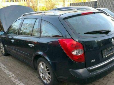gebraucht Renault Laguna 2005 Baujahr 2.0 16V