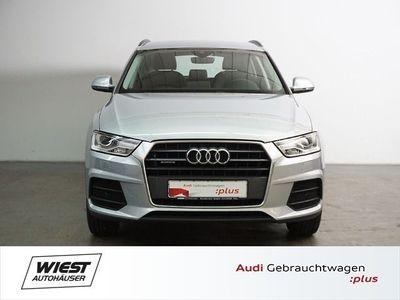 gebraucht Audi Q3 2.0 TDI qu. Navi GRA Kamera LaneAssist el. Heckkl.