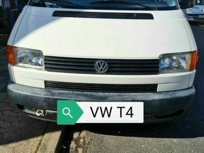 gebraucht VW T4 VWBJ 2000 168TKM 2,5 BENZINER