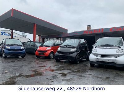 gebraucht Smart ForTwo Coupé pure 37kW