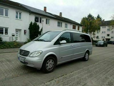 gebraucht Mercedes Viano 2.2 CDI lang Trend