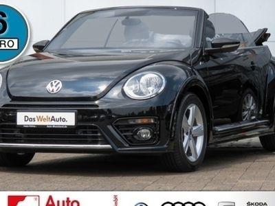 used VW Beetle Cabriolet R-line 1.4 TSI (Klima Einparkhilfe el. F