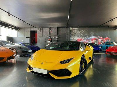 gebraucht Lamborghini Huracán HuracanLP610-4*1. HAND*MWST*LIFT