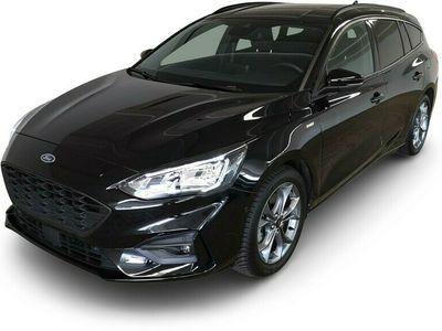 gebraucht Ford Focus FocusST-LINE NAVI / KOMFORT-PAKET / WINTER-PAKET