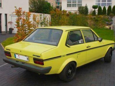usado VW Derby I CLS,Typ 86 von 1980 in zitronengelb TÜV NEU kein Käfer