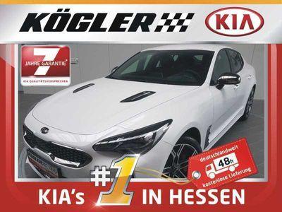 gebraucht Kia Stinger 3.3i T AUT AWD GT ACC|HUD|KLIMA|LEDER