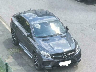 gebraucht Mercedes 400 Gle coupeAMG Line 9G, Vollausstat. Le...