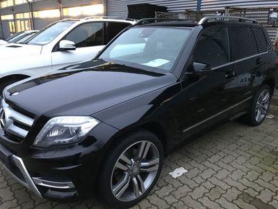 gebraucht Mercedes GLK250 GLK-KlasseCDI 4-Matic BlueTec