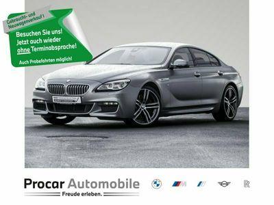 gebraucht BMW 650 i Gran Coupé