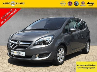 gebraucht Opel Meriva B 1.6 CDTI Innovation ecoFlex Start/Stop